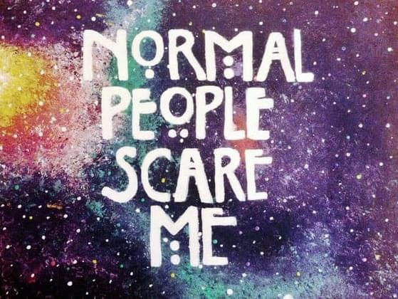 Are you weird or normal?