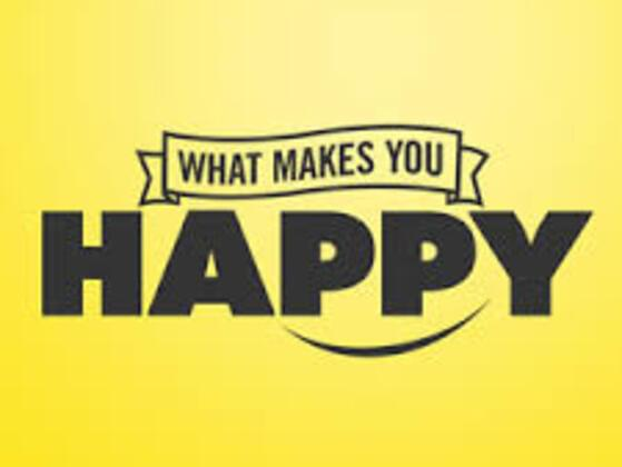 What makes you the happiest?
