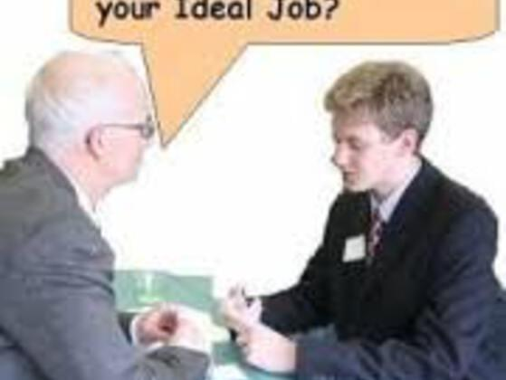 What's your ideal job?