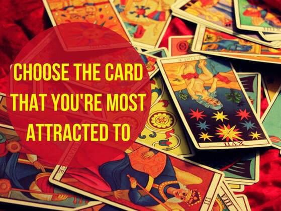 Pick a card: