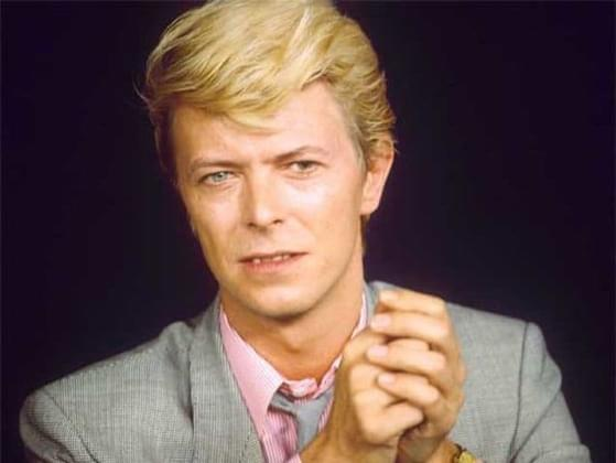 David Bowie recorded the song