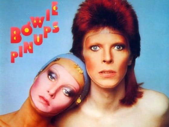What was the name of Bowie's wife from 1970 to their divorce in 1980?