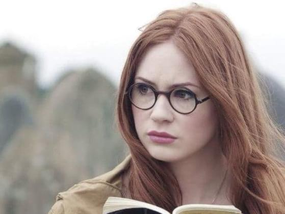 What is Amelia Pond's middle name?