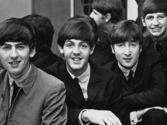 What are the Beatles' names?