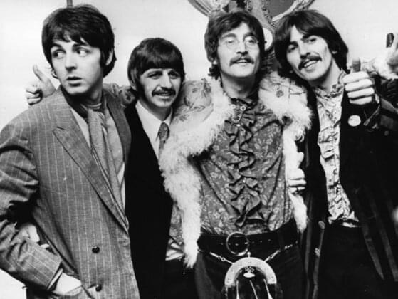 What was Beatles' first film?