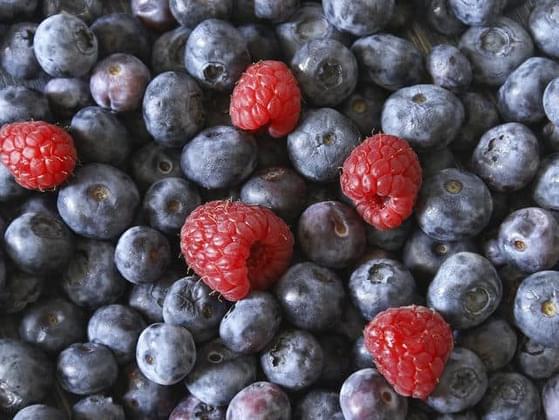 Fruity categories.