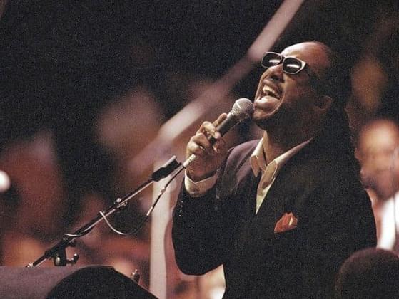 What caused Stevie Wonder's blindness?