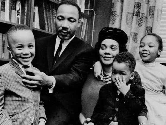 Martin Luther King, Jr. won a Grammy.