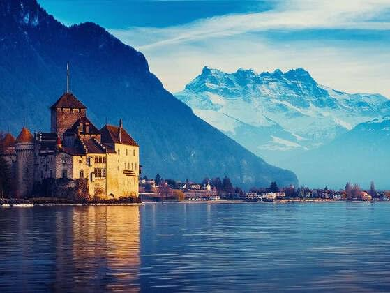 The capital of Switzerland is: