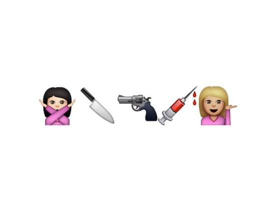 What song are these emojis describing?