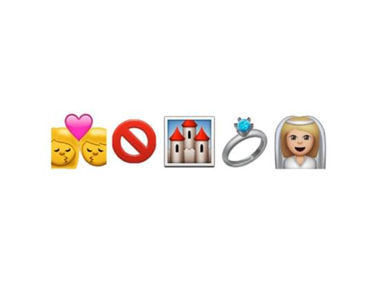 What song is represented by these emojis?