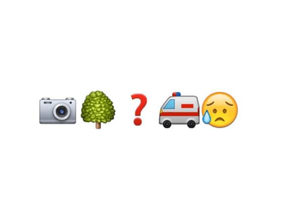 What song is shown by these emojis?