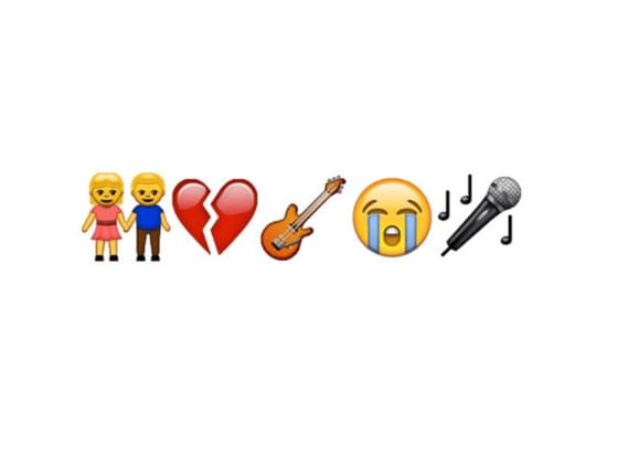 What song are these emojis showing?