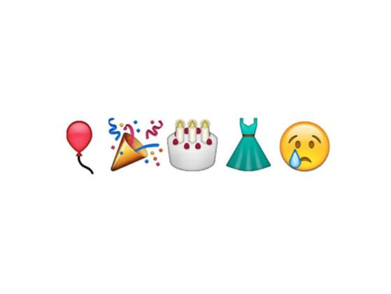 What song is illustrated by these emojis?