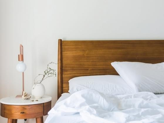 How many pillows do you sleep with?
