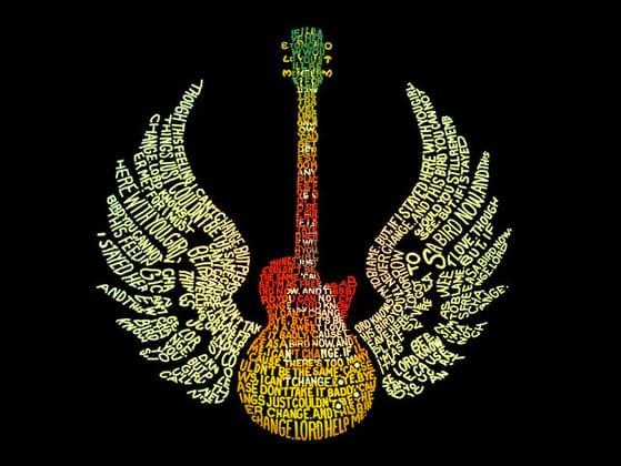 Choose a guitar