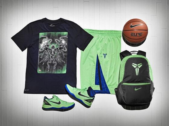 Rate this Nike Basketball gear from a scale of 1 to 5,  with 5 being dope af