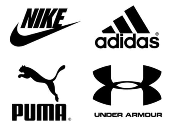 Pick an athletic brand.