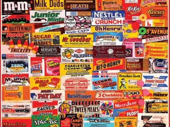 Pick a candy