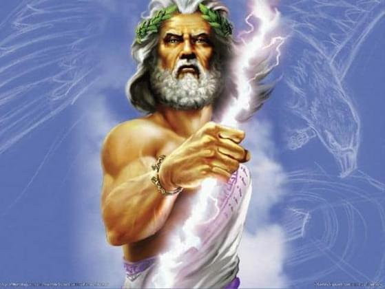 Your favorite Greek Myth is.......