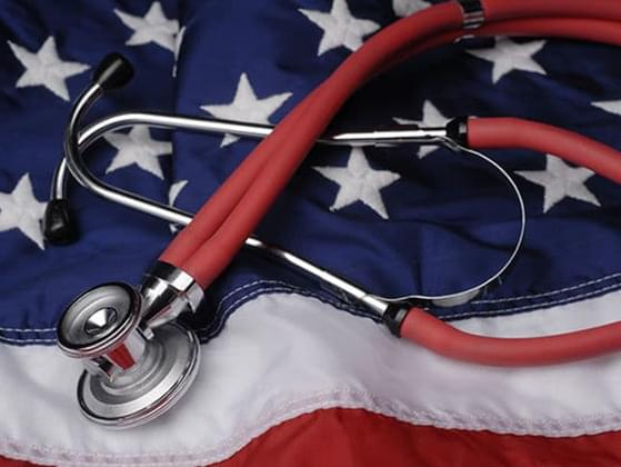 How should American  healthcare be handled?