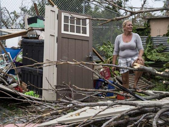 How should we help fellow Americans who have suffered through natural disasters?