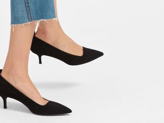 Kitten heels: Tragic or Magic?