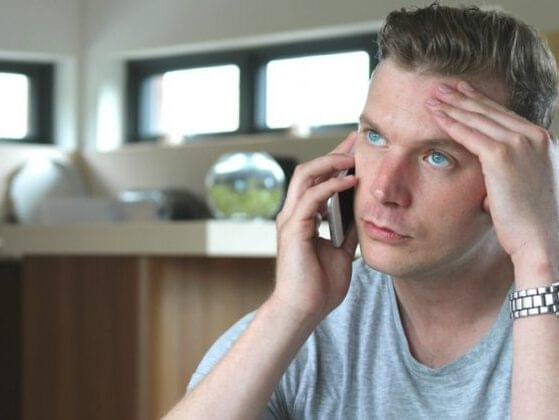 How do you respond to annoying telemarketers?