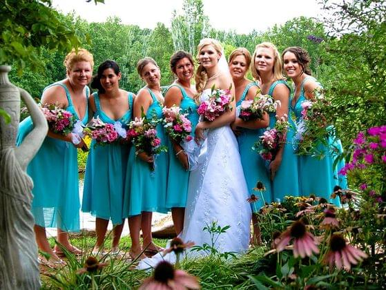 How many bridesmaids will you have (including maid of honor)?