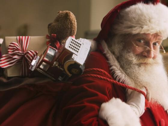 Tell the truth: Do you believe in Santa Claus?