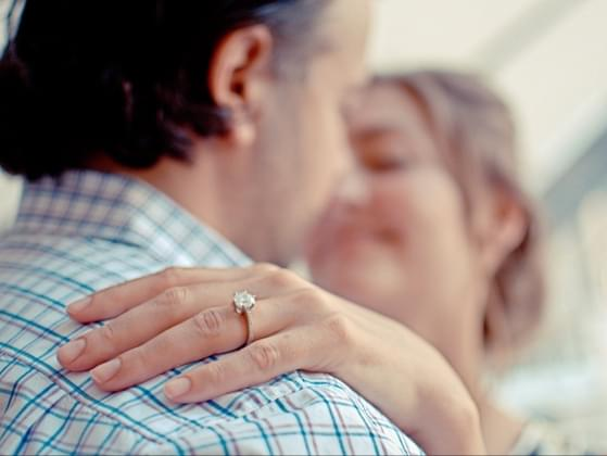 If you were to get proposed to this evening, what would you say?