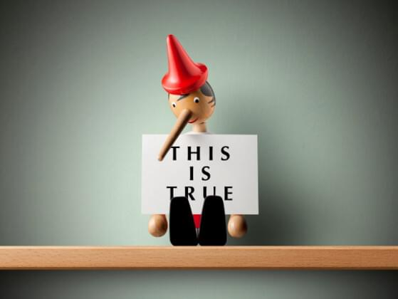 HOW OFTEN DO YOU LIE?