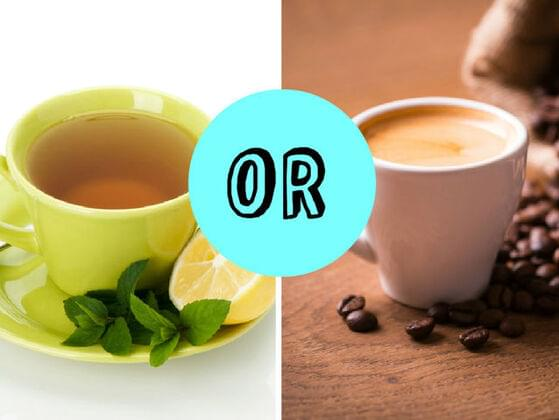 Which drink do you prefer?
