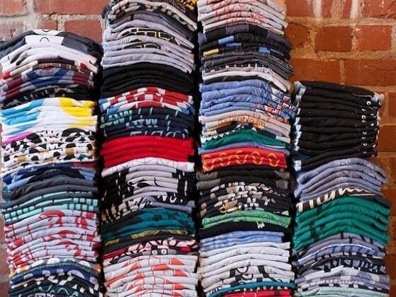 Pick a tee-shirt: