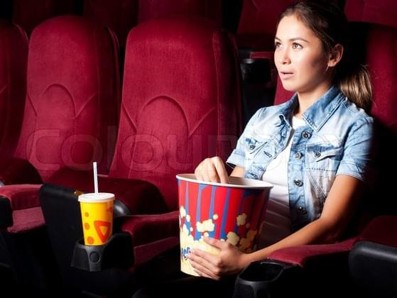 You're going to the cinema but you can't decide what movie to go and see. How do you eventually decide?