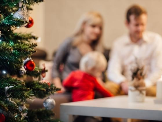 Who hosts major holidays in your family?