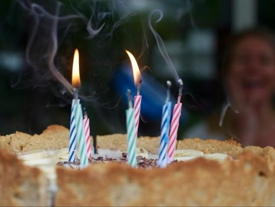 It's your birthday! How are you spending it?