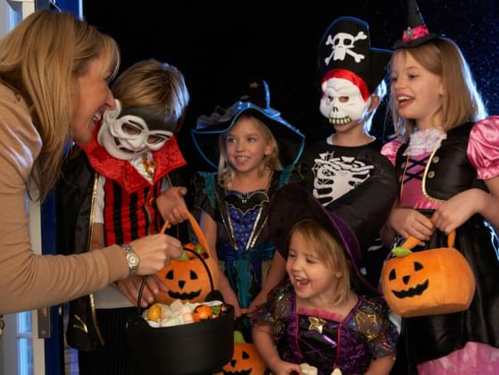 Are you too old to trick-or-treat?