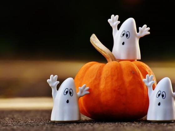 Halloween falls on a weeknight this year—how will you celebrate?