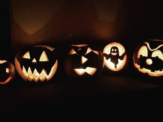 Be honest, just how much do you love Halloween?