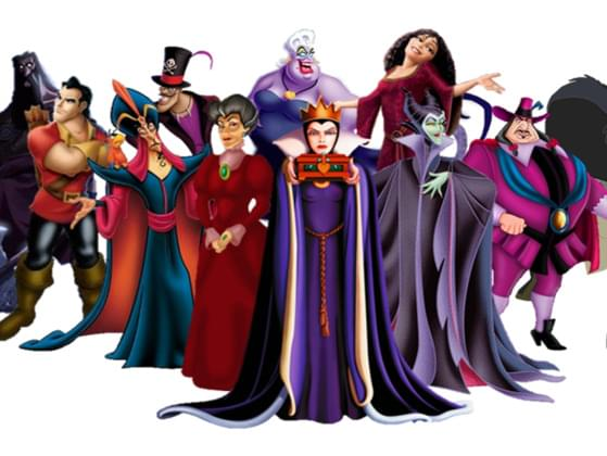 Who is your favorite Disney movie villain?