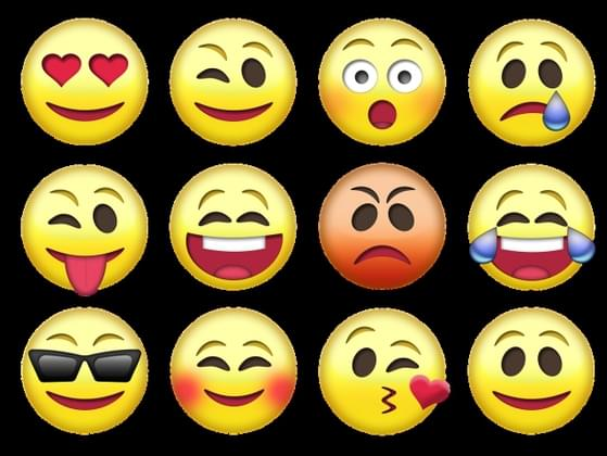 Which emoji do you use most often?