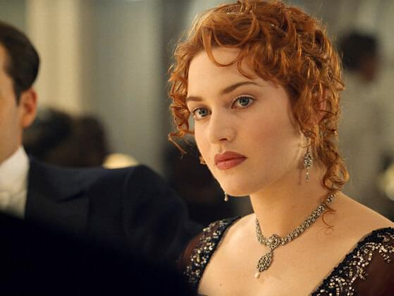 How old is Rose supposed to be while she's on the Titanic?