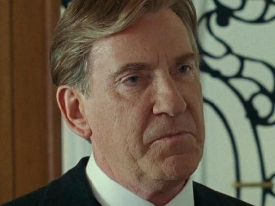 What was this man's name in the film?