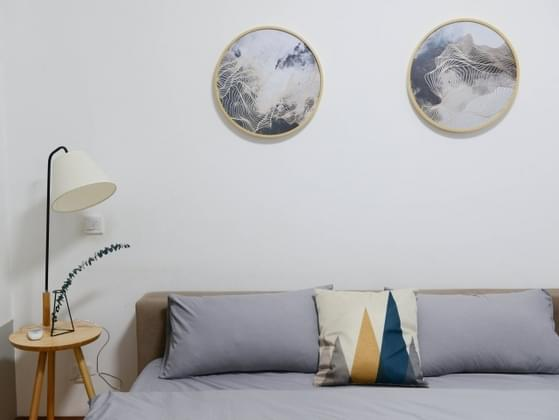 How many pillows do you sleep with at night?