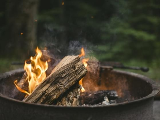 Is it typically pretty hard for you to start a fire?