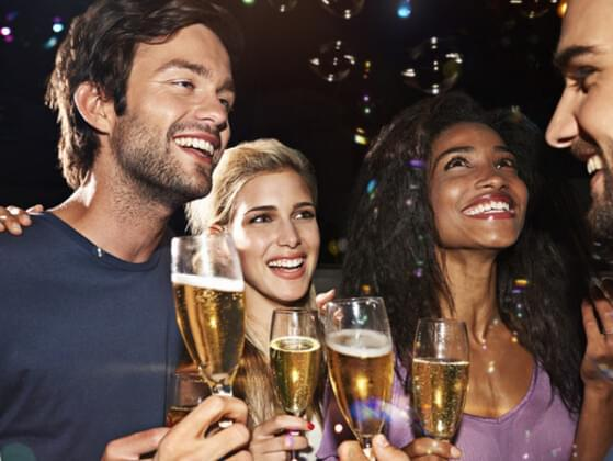 If you could ring in the new year anywhere in the world, where would it be?