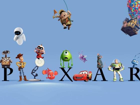 What's your favorite Pixar film?
