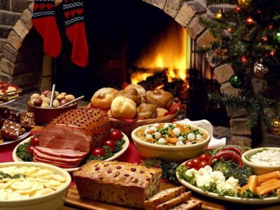 What's your traditional Christmas dinner?