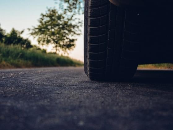 Have you ever changed a tire on your own?